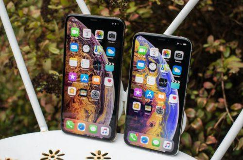 Смартфон iPhone XS на 7-нанометровой SoC A12 Bionic в два-три раза обгоняет флагманы на Snapdragon 845