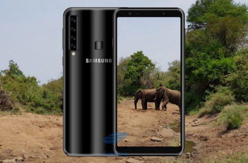 В сеть утекли характеристики смартфона Samsung Galaxy A9s с четырьмя тыльными камерами