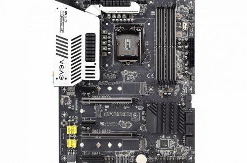 Системная плата EVGA Z390 FTW предназначена для игровых ПК