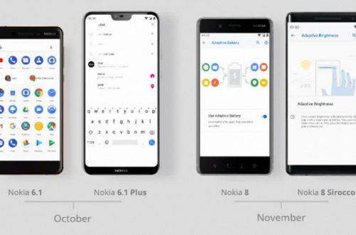 До конца ноября пять смартфонов Nokia получат Android Pie