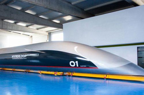 Компания HTT создала первую серийную капсулу для системы «вакуумных поездов». В её конструкции используется вибраниум