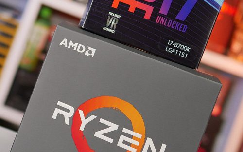 При сравнении CPU Core i9-9900K и Ryzen 7 2700X в играх результаты последнего были намеренно занижены