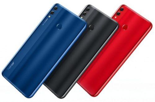 Самый мощный вариант смартфона Honor 8X Max поступил в продажу