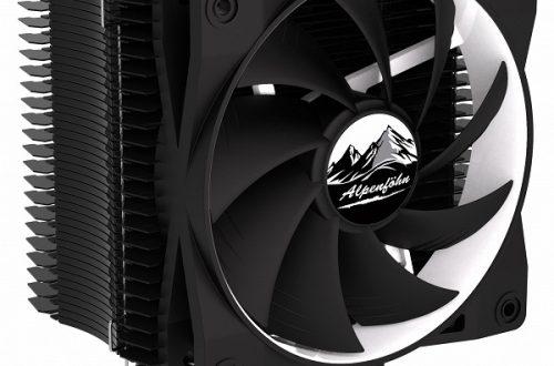 Alpenfohn Matterhorn Threadripper Edition — тихий кулер для процессоров Ryzen Threadripper