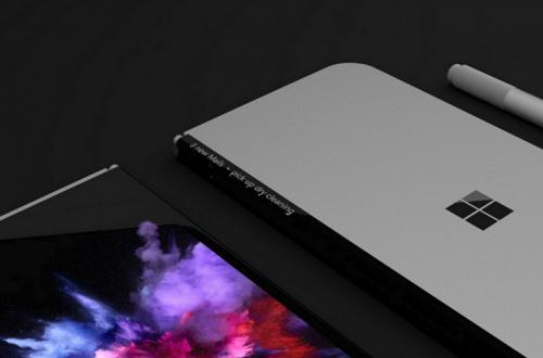 Появились подробности о смартфоне Microsoft со сгибающимся дисплеем