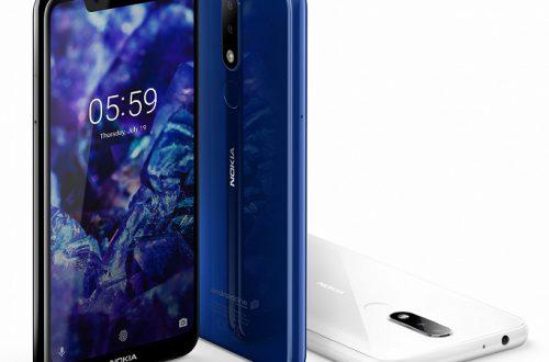 Недорогой безрамочный смартфон Nokia 5.1 Plus стал доступен в России