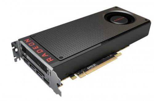 Таинственная видеокарта Radeon RX 590 засветилась в базе 3DMark