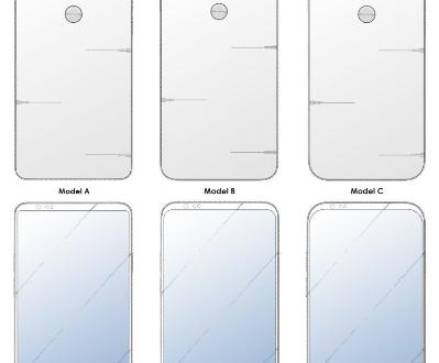 Huawei Mate 20 Pro без брови: у LG есть патент на такой смартфон