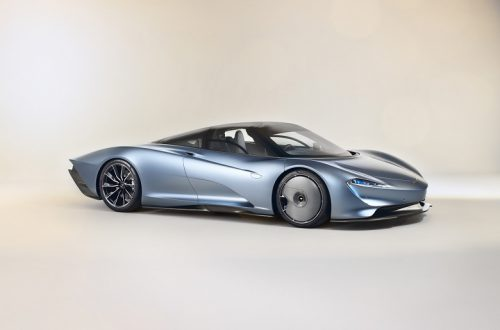 Гибрид McLaren Speedtail будет разгоняться до 300 км/ч за 12,8 с
