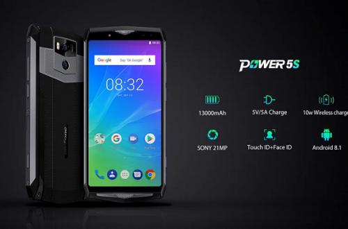 Представлен первый в мире смартфон с четырьмя камерами, аккумулятором на 13 000 мА•ч и быстрой беспроводной зарядкой