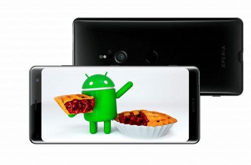 Sony обновляет свои смартфоны до Android Pie с опережением графика