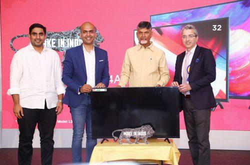 Xiaomi открылав Индии завод по производству телевизоров
