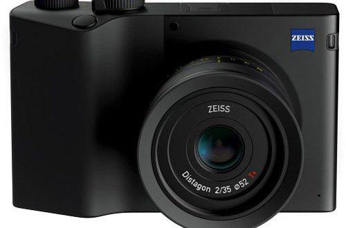 Опубликованы подробные характеристики компактной полнокадровой камеры Zeiss ZX1
