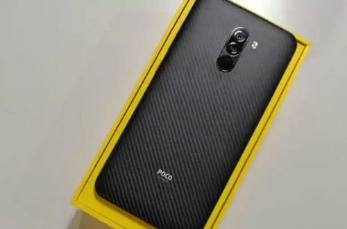 Прошивка MIUI 10 стала доступна для дешевого флагмана Xiaomi Pocophone F1