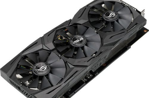 Asus готовит к выпуску видеокарту Radeon RX 590 ROG STRIX Gaming