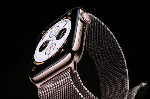 Производительность умных часов Apple Watch Series 4 оказалась на уровне iPhone 6s