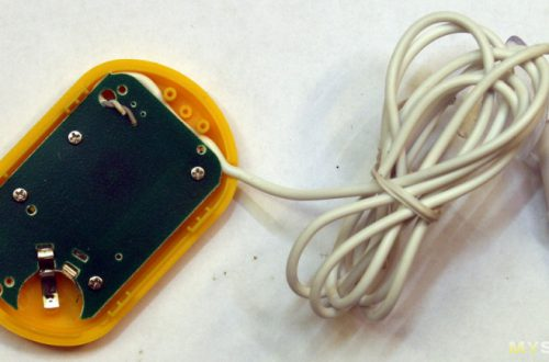 Цифровой ЖК термометр для аквариума