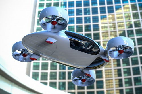 Специалисты НИТУ «МИСиС» изготовили прототип аэротакси