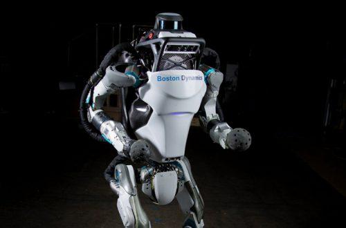 Видео дня: робот Boston Dynamics Atlas демонстрирует чудеса паркура