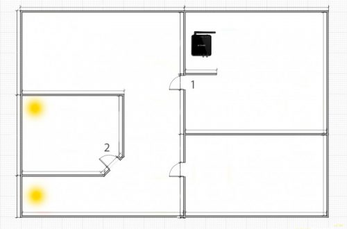 Bluetooth ресивер-трансмиттер BlitzWolf BW-BR4