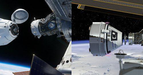 Уже в июле следующего года SpaceX должна отправить первый корабль с астронавтами к МКС