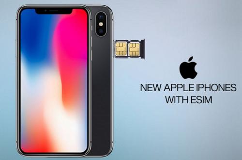 iOS 12.1 и встроенная SIM-карта станут доступны на iPhone XS, iPhone XS Max и iPhone XR уже завтра
