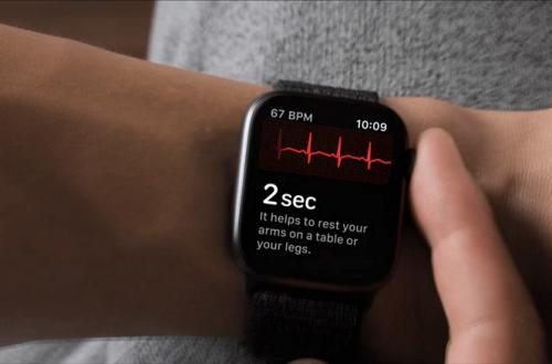 Умные часы Apple Watch Series 4 смогут снимать ЭКГ в России и любой другой стране с первого дня работы функции