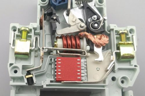 Электрощиток из китайских компонентов