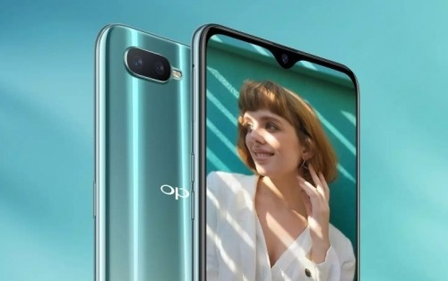 Представлен смартфон Oppo R15x