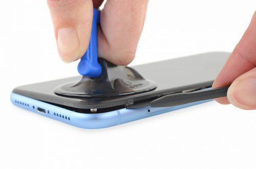 Вскрытие iPhone XR обнаружило отличную от iPhone XS и XS Max батарею