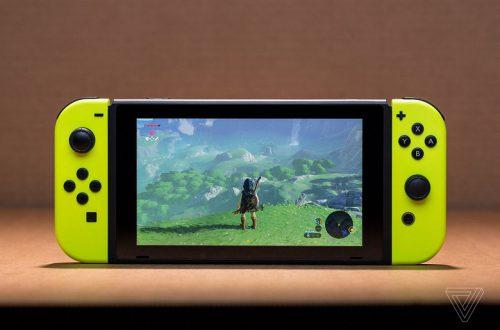 Nintendo за полгода реализовала более 5 млн консолей Switch и 42 млн копий игр