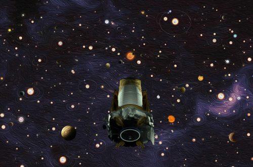 Космический телескоп Kepler прекратил свою работу спустя почти 10 лет с момента запуска