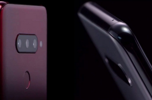 Начался прием предзаказов на флагманский смартфон LG V40 ThinQ
