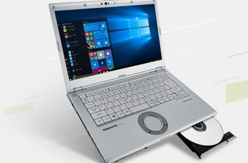 Ноутбуки Panasonic LV и SV: современные CPU Intel, лёгкие и прочные корпуса и... оптические приводы