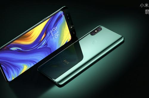 Все смартфоны Xiaomi Mi Mix 3 раскупили за минуту