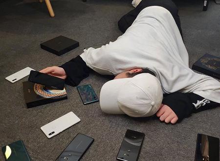 Xiaomi показала флагманский смартфон Xiaomi Mi Mix 3