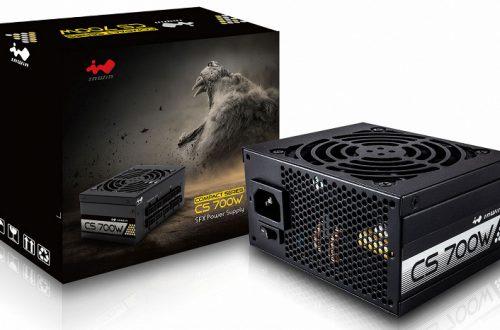Компания In Win представила блок питания типоразмера SFX мощностью 700 Вт