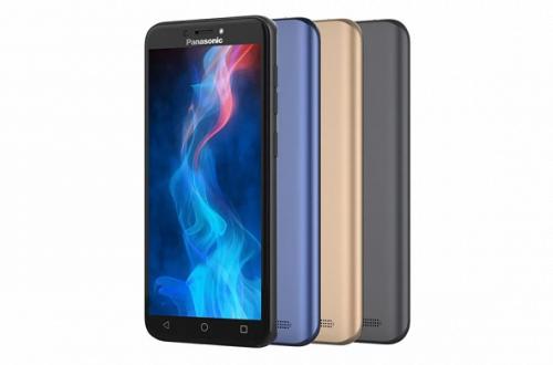 Panasonic представила дешевый смартфон с 4G VoLTE, емким аккумулятором и функцией распознавания лиц