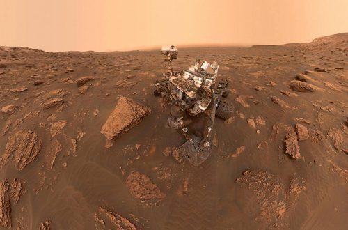 Марсоход Curiosity временно переключили на другой «мозг»