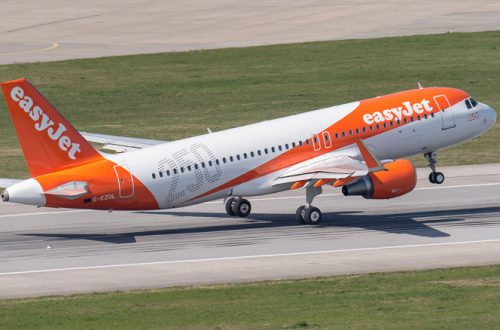 EasyJet отодвигает срок начала эксплуатации электрических самолетов на 2030 год
