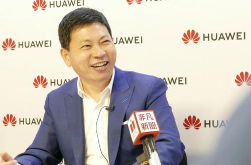 Глава Huawei впервые подтвердил планы на выпуск сгибающегося смартфона с поддержкой 5G