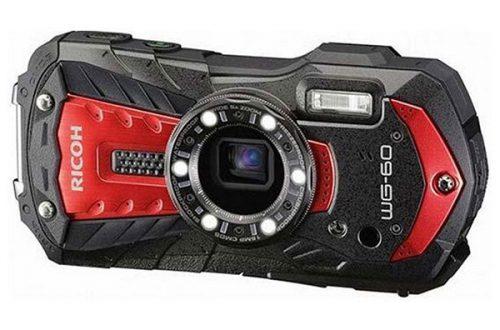 Камера Ricoh WG-60 способна снимать на глубинах до 14 метров