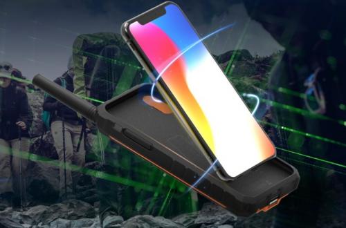 Чехол-рация для iPhone стоит $69