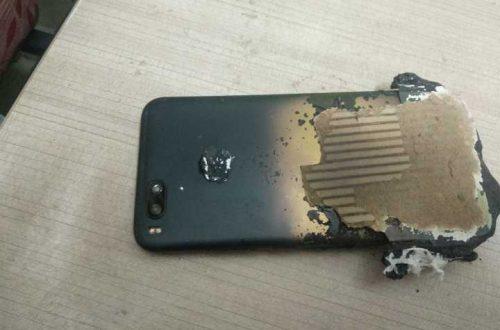 Смартфон Xiaomi Mi A1 взорвался во время зарядки рядом со спящим владельцем