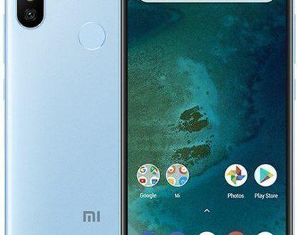 Смартфон Xiaomi Mi A2 теряет заряд из-за сканера отпечатков пальцев