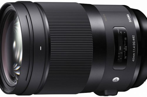 Стали известны цены объективов Sigma 40mm F1.4 DG HSM | Art и Sigma 56mm F1.4 DC DN Contemporary