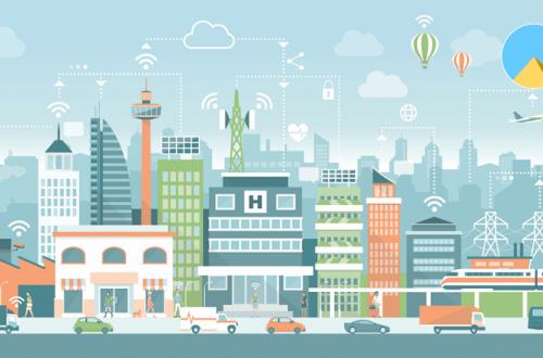 По прогнозу Navigant Research, рынок решений IoT для малых и средних коммерческих зданий в 2027 году превысит 4 млрд долларов
