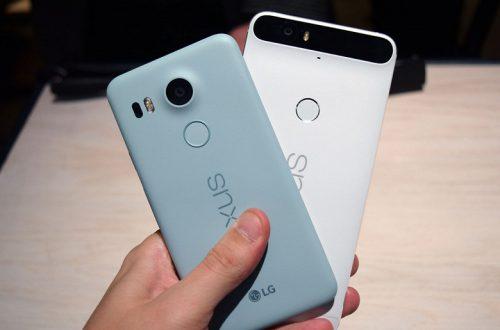 Смартфоны Google Nexus 5X и Nexus 6P получили, возможно, свои последние обновления ПО