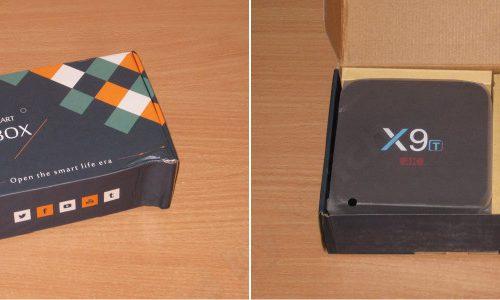 X9T, просто ТВ бокс на базе Amlogic S912