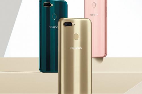 Недорогой игровой смартфон Oppo A7 поступает в продажу